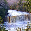 Tahquamenon Falls by Kathleen Luther