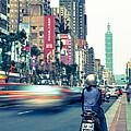 Taipei Rush by Didier Marti