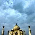 Taj Mahal  by Amanda Stadther