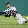 Tampa Bay Rays V Detroit Tigers by Duane Burleson