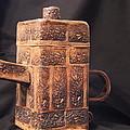 Teapot by Ghazel Rashid