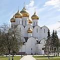 Temple by Evgeny Pisarev