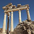 Temple Of Apollo by Sophie McAulay