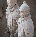 Terracotta Warriors, China by John Shaw
