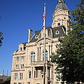 Terre Haute Indiana - Courthouse by Frank Romeo