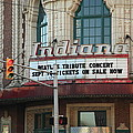 Terre Haute - Indiana Theater by Frank Romeo