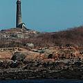 Thatcher Island by Jeff Heimlich