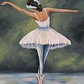 The Ballerina Iv by Torrie Smiley