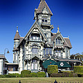 The Carson Mansion by Mountain Dreams