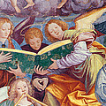 The Concert Of Angels by Gaudenzio Ferrari