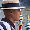 The Gondolier by Heiko Koehrer-Wagner
