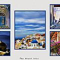 The Greek Isles by Tom Prendergast