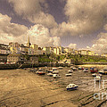 The Harbour At Tenby  by Rob Hawkins