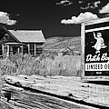 The Last Frontier - Bodie - California by Henk Meijer Photography