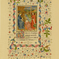 The Magi With Mary And Jesus -  Page by Mary Evans Picture Library