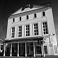 the old vic theatre London England UK by Joe Fox
