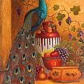The Peacock by Jeanene Stein