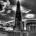 The Shard And South Bank by David Pyatt