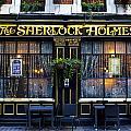 The Sherlock Holmes Pub by David Pyatt