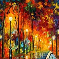 The Symphony Of Light by Leonid Afremov