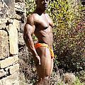 The Wrestler by Jake Hartz