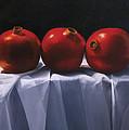 Three Pomegranates by Anthony Enyedy