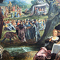 Tintoretto's The Worship Of The Golden Calf by Cora Wandel