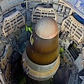 Titan Missile In Silo by Jim West