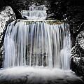 2 Tone Waterfall by Matthew  Sawicki