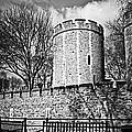 Tower Of London by Elena Elisseeva