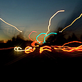 Traffic Blur by Charmian Vistaunet