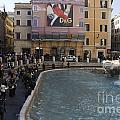 Trevi Fountain Rome by Jason O Watson