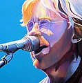 Trey Anastasio by Joshua Morton