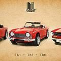 Triumph TR Series by Mark Rogan