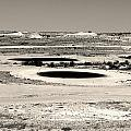 Desert Golf by Girish J