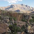 Tsaranoro Mountains Madagascar 1 by Rudi Prott
