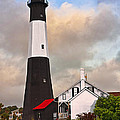 Tybee Lighthouse by Marcia Colelli