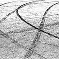 Tyre Tracks by Jose Bispo