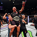 Ufc 189 Lawler V Macdonald by Josh Hedges/zuffa Llc