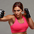 Ufc Fighter Portraits by Mike Roach/zuffa Llc