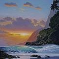 Under A Tropical Sun by Howard Chung