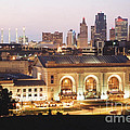 Union Station Evening by Crystal Nederman