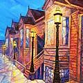 Union Street by Raffi Jacobian
