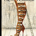 New Yorker March 25th, 2013 by Ana Juan