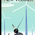 New Yorker May 10th, 2010 by Bob Staake