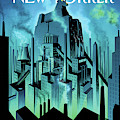 New Yorker October 10th, 2011 by Eric Drooker