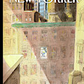 New Yorker March 21st, 2011 by Jean-Jacques Sempe