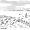 New Yorker January 21st, 2008 by Paul Karasik