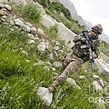 U.s. Army Specialist Walks by Stocktrek Images