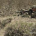 U.s. Soldiers Provide Security by Stocktrek Images